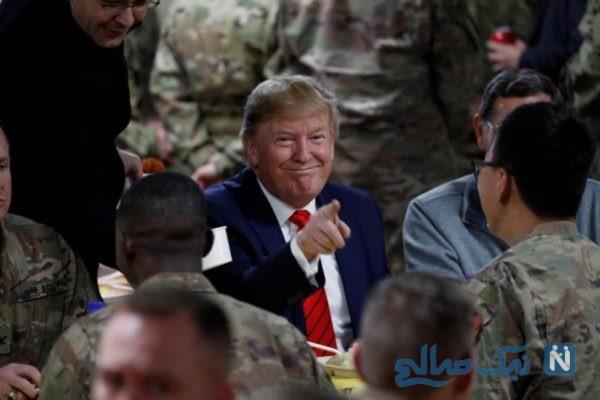 حاشیه های سفر ترامپ به افغانستان