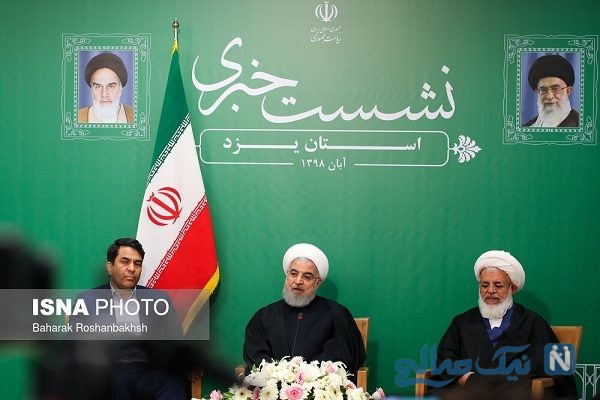 سفر رییسجمهور به استان یزد