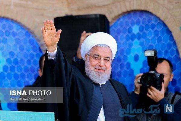 سفر رییسجمهور به استان یزد و حاشیه های این سفر