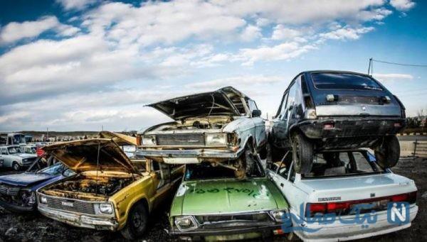 طرح جمع آوری خودروهای بی صاحب در تهران