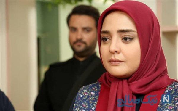 ظاهر متفاوت نرگس محمدی بعد از سریال ستایش