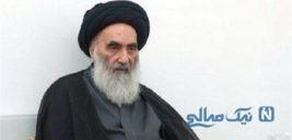 پوشش نماینده سازمان ملل در دیدار با آیت الله سیستانی