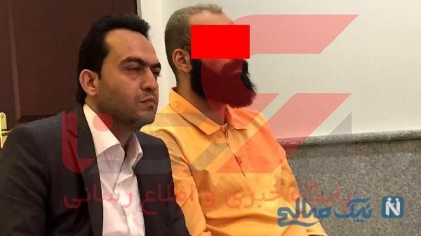 حمید صفت در دادگاه