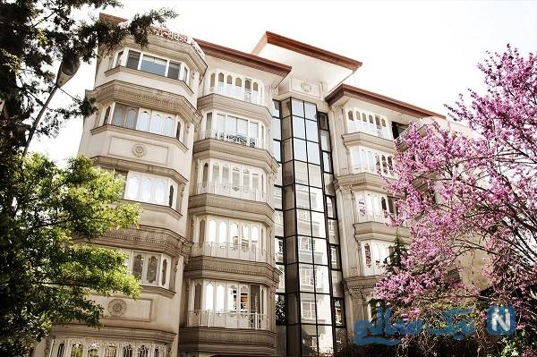 گرانقیمت ترین خانه تهران