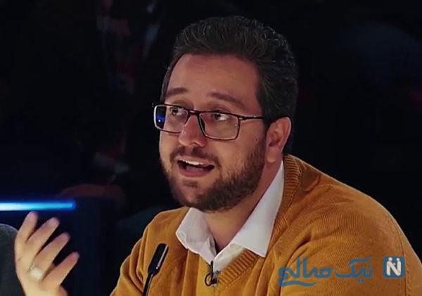 شوخی و خنده سید بشیر حسینی با دانشجوهایش سر کلاس