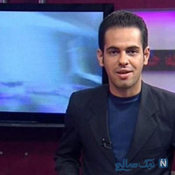 عباس قانع گزارشگر ورزشی