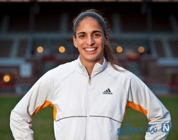 ورزشکار زن معروف