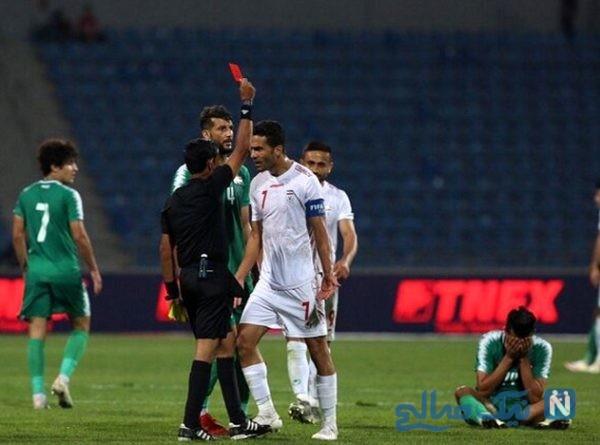 واکنش متفاوت مسعود شجاعی بازیکن تیم ملی به باخت ایران در برابر عراق