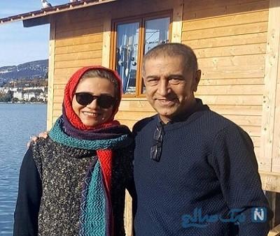 علت درگذشت مجید اوجی همسر فلورا سام چه بود؟