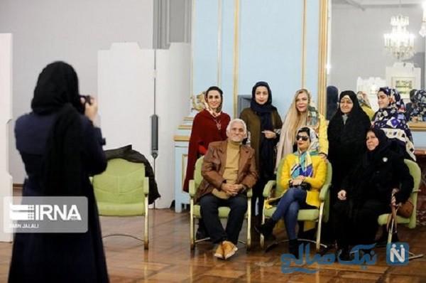 نمایشگاه نقاشی های مریم حیدرزاده