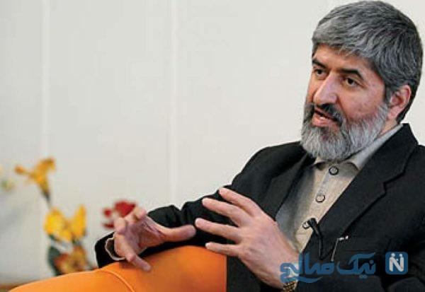 واکنش علی مطهری درباره توهین به دانشجو
