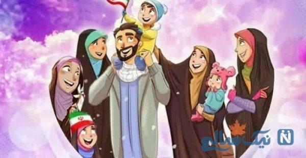 کارگاه چند همسری در تهران! مسئول موسسه خودش چند همسر دارد ؟
