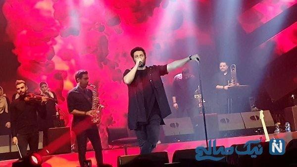 کنسرت محمدرضا گلزار در لس آنجلس