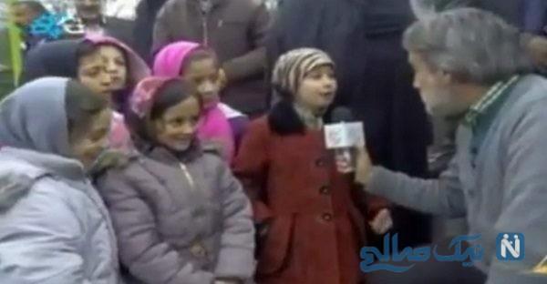 گریه های سوزناک مادر برای دخترش + ویدیو مصاحبه با زهرا قبل از مرگش