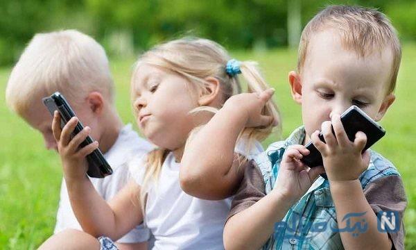 آسیب مغزی در کودکان با استفاده از این گوشی ها