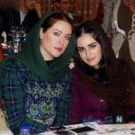 مادر و دختر بازیگر ایرانی که شبیه دو خواهر اند