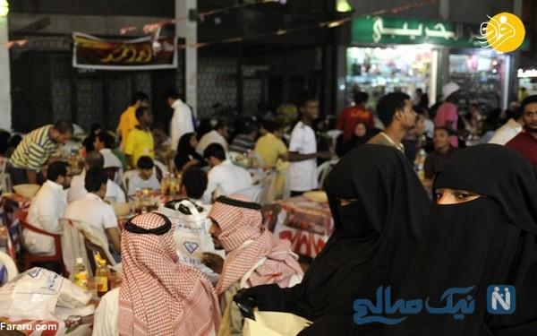 رستوران های عربستان