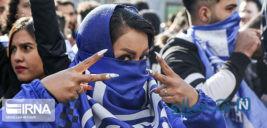 اعتراض هواداران استقلال به خروج استراماچونی مقابل باشگاه + تصاویر