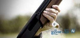 لحظه انفجار اسلحه در عروسی توسط همراهان عروس و داماد !