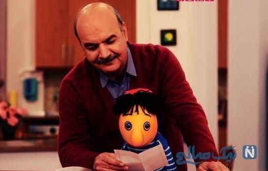 ایرج طهماسب و دخترانش به اتفاق همسر در رستوران معروف