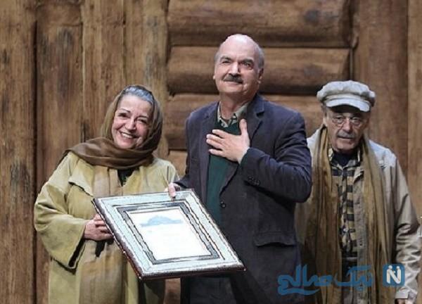 ایرج طهماسب و دخترانش