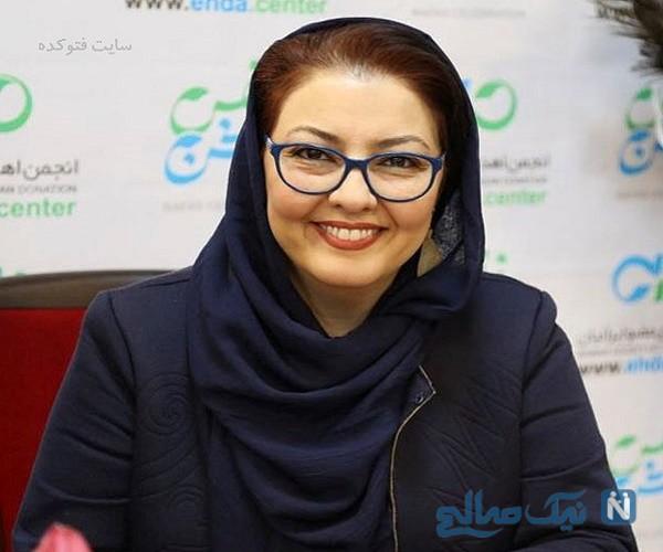 اینستاگرام آناهیتا همتی | انتشار مدرکی از دستمزد بازیگر مشهور زن