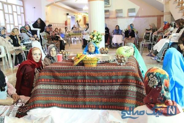 جشن عروسی در کهریزک