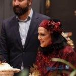 بهاره رهنما در جشنواره سینما حقیقت با استایلی جذاب