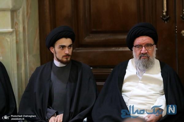 پسر سیدحسن خمینی