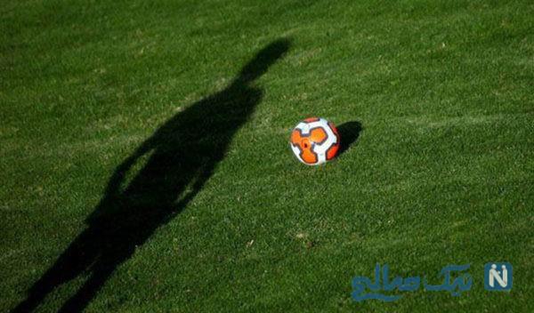 تعرض فوتبالیست معروف و دوستش به دختر نوجوان