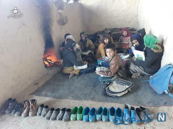 کلاس درس روستایی