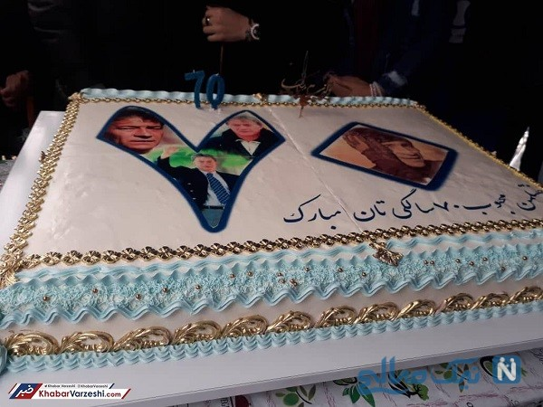جشن تولد ناصر حجازی
