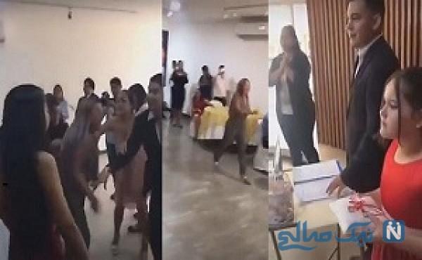 حمله به عروس