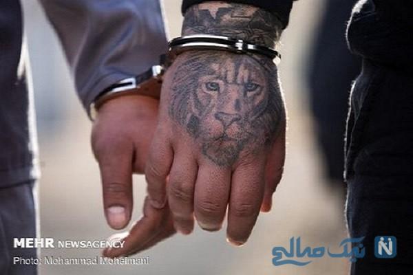 دستگیری ۴۲۴ اراذل و اوباش و مزاحمین نوامیس در تهران
