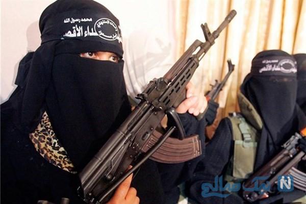 عروس داعش در ایرلند بازداشت شد