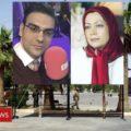 نگرانی مجری BBC برای قاتلان مردم ایران در زلزله