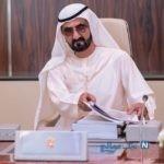 پسر حاکم دبی با رونالدو ستاره فوتبال جهان عکس یادگاری گرفت