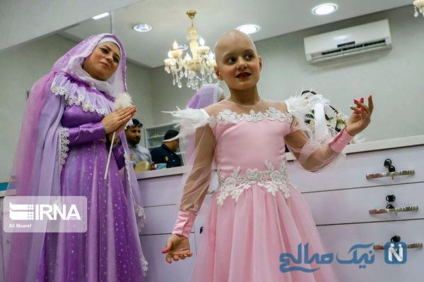 رویای کودک سرطانی