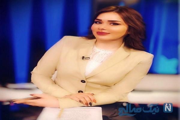 خبر استعفای نخست وزیر عراق مجری زن عراقی را به گریه انداخت