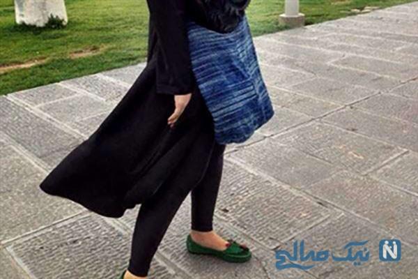 نخستین زنان ساپورت پوش در ایران!