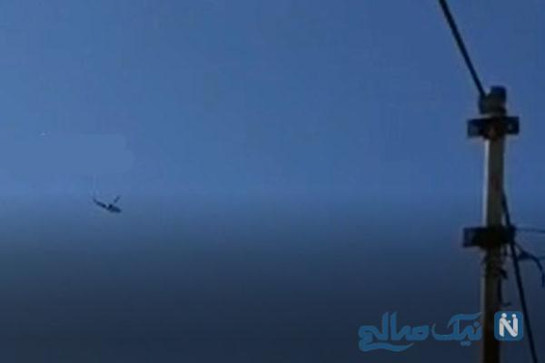 سقوط هواپیما در اردبیل