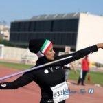 خداحافظی غم انگیز سمیرا حاتمی راد دختر ملی پوش ایرانی در روز تولدش