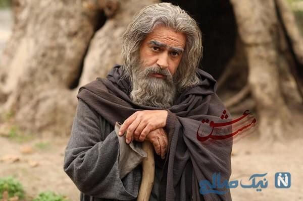 شهاب حسینی در نقش شمس