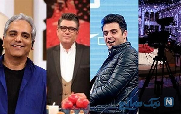 صحبت های رشیدپور درباره شرایط کشور در پخش زنده تلویزیونی
