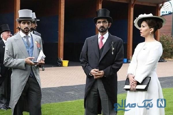 همسر سابق حاکم دبی از رازهای خاندان پادشاهیپرده برداشت