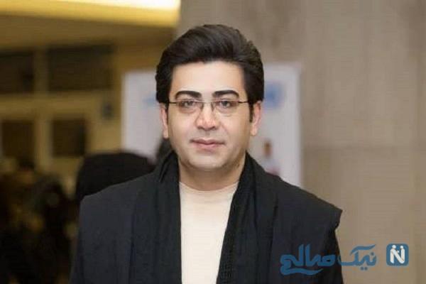 ظاهر جدید فرزاد حسنی | لاغری شدید آقای مجری