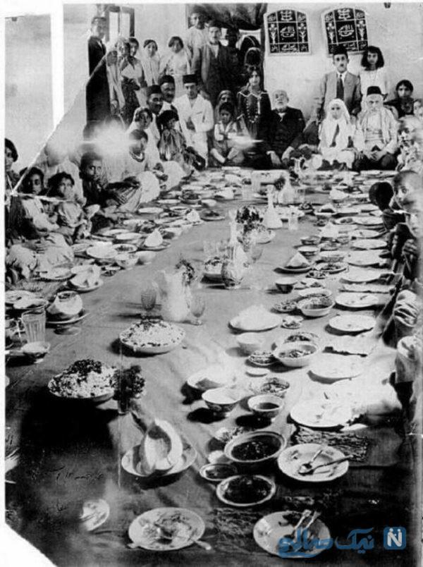 شب یلدای ایرانی در قدیم