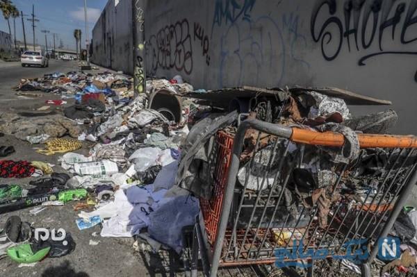عکس شهر لس آنجلس