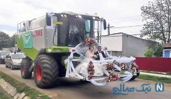 عروس داماد روسی