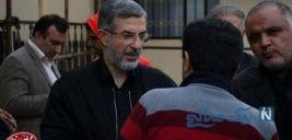 متفاوت ترین چهره رحیم مشایی در چهلمین روز درگذشت مادرش